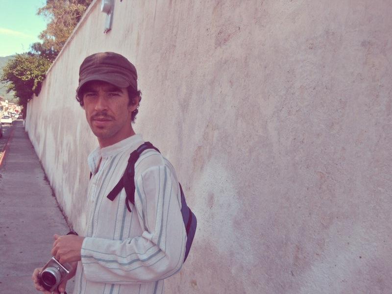 Mustache in Antigua