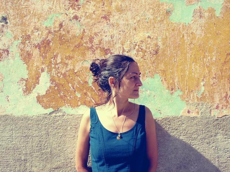 Elle in Antigua
